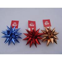 Quality Hand Made Professional Gift Bows Christmas Bows In PET Materials for sale