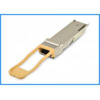 Quality 10km 100G SFP Optical Transceiver Module With Aluminum Alloy Shell for sale