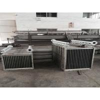 Buy High Pressure Industrial Steam Heat Exchangers 120℃  - 300℃ High Temp Resistance at wholesale prices