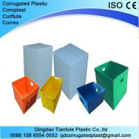 Quality Corrugated Plastic Boxes for sale