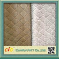 Quality 0.7mm Thick Synthetic PVC Artificial Leather Embossed For Bags for sale