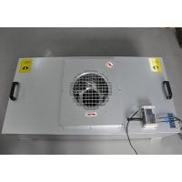 Quality remote control fan filter unit FFU with manometer for sale