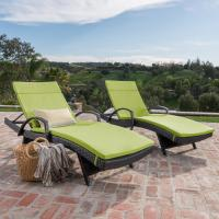 Quality High quality cheap outdoor wicker furniture rattan lounger sun for sale