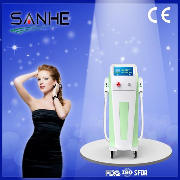 shr hair removal machine