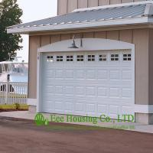 Sectional Overhead Garage Door/Garage Entry Door/ Finger Safe Garage Door For Apartments