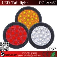 China Cheap 1.0W  4 inch tractor truck trailer LED rear lights for truck wholesale on sale