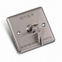 Buy cheap Emergency Button with Key and NC Contact Output from wholesalers