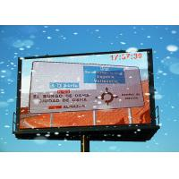 Quality SMD 3 In 1 IP65 Outdoor LED Digital Billboards , P10mm LED Advertising Screens for sale