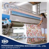 Buy 25 Head Custom Embroidery Machine , Embroidery Quilting Machine 67.5MM Needle Distance at wholesale prices