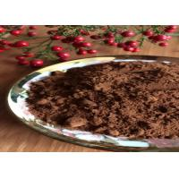 Quality HALAL AF01 Alkalized Cocoa Powder PH Value 6.2-6.8 For High End Chocolate for sale