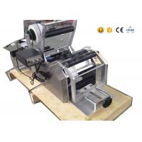 Candy Bottle Hand Semi Automatic Round Bottle Labeling Machine CE Certificate for sale