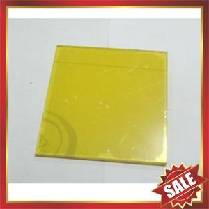 yellow Polycarbonate Sheet