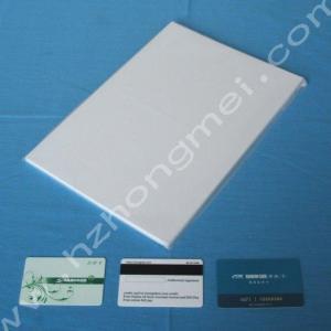 Quality Inkjet PVC Sheet for sale