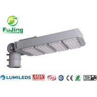Quality Commercial Led Parking Lot Light Fixtures , Wireless Smart Control Outdoor Parking Lot Lights for sale