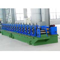 Quality Hollow Elevator Guide Rail Roll Forming Machine , Fully Automatic Roll Forming Production Line for sale