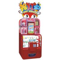 Quality Good Catcher Toys Vending Machine Coin Operated Prize Machine for sale