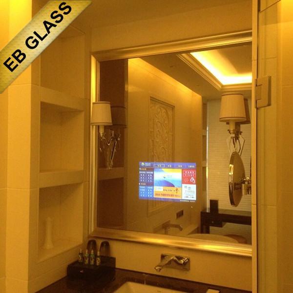 Lighted Vanity Mirror With Tv : Bathroom Vanity Mirror TV, HD MIRROR TV, TV MIRROR of eb-international