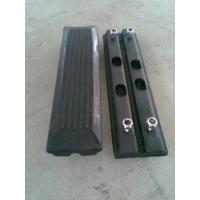 China Rubber pads, track pads on sale