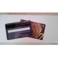 Quality Membership Cards with barcode or magnetic strip for sale