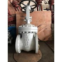 Quality API 600 10 Inch 300LB C5 Flexible Wedge Handwheel operated Gate Valve Manufacturer,Factory supply  C5  Gate Valve for sale