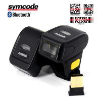 Mini Finger Ring Barcode Scanner Reader Low - Profile Magnesium Trigger