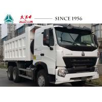 China A7 HOWO Dump Truck Price Philippines With 30 Tons Capacity For Construction on sale