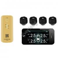 Car TPMS SensorT PMS System Tyre Pressure Monitoring System Sensor for Iphone Android Phone
