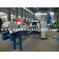 Quality Wood log sawdust machine with soft start system for sale