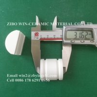 Quality wear resistant half ceramic cylinder with grooves for sale