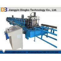 China Standard Downspout Water Gutter Making Machine Aluminum Sheet / Galvanized Steel on sale