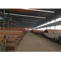 Quality WB36 Black Painting Alloy Steel Seamless Pipes , Hot Rolled Square Tube for sale