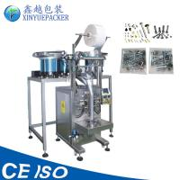 Quality Multipurpose Automatic Screw Packing Machine , Bolt Packing Machine For Hardware Parts for sale