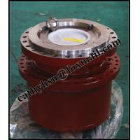 China Rexroth winch drive gearbox GFT110W3 planetary gearbox for hydraulic winch on sale