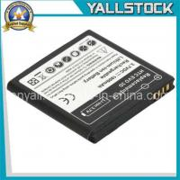 China 3.7V 1800mAh Lithium-Ion Replacement Battery for HTC Evo 3D (82006490) on sale