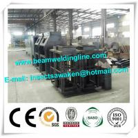 China Roller Type Manual H Beam Shot Blasting Machine Sand Blasting Machine on sale