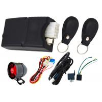 Quality Anti - Grabbing Code Car Security Alarm System Auto Remote Starter Kits NO Battery for sale