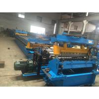 Water Storage Tank Roll Forming Equipment , Roofing Sheet Bending Machine 12 Tons
