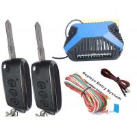 Quality Remote Centrol Locking Car Alarm Keyless Entry System Remote Boot Release Feature for sale