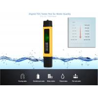 Quality TDS Meter Digital Water Tester Professional EC Temperature & Accurate for sale