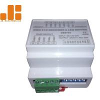Quality DIN Rail Version Rf Led Controller / Led Light Controller With ABS Material for sale