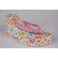 Buy High heel Ladies' EVA flip-flops slippers at wholesale prices