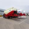 Buy cheap Bulk cement trailer manufacturers bulk cement tanker semi trailer for sale | from wholesalers
