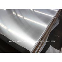 Quality 304 1.0 Thickness Thin Stainless Steel Sheet 4 X 8 Cold Rolled Steel Panels For Wall Panel for sale