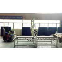 China Automatic Aluminum Fin-and-tube Heat Exchanger Robotics Welding Machine on sale