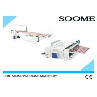 Quality Automatic Corrugated Carton Box Machine Vibrating Equipped With Iron Trim Strip for sale