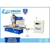 Quality 160kVA Sink Seam Welding Machine , Basin / Wash Tank  DC Seam Welder Automatic for sale