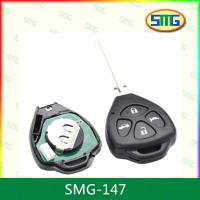 Quality Metal Universal Remote Control For Garage Door Car Key Style SMG-147 for sale