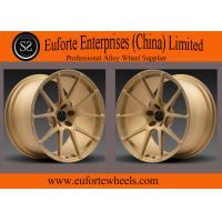 Quality OEM Jaguar X-Type 18 Inch Alloy Wheels Forged Rims One Piece for sale