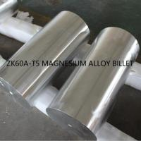 China Extruded Magnesium Alloy Rod , Az31b Magnesium Alloy Billet For Cellular Phones on sale