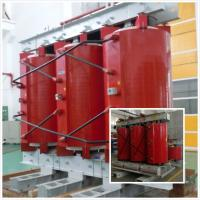 Quality 20kV - 50kVA Cast Resin Dry Type Transformer , Pollution Free 3 Phase Transformer for sale